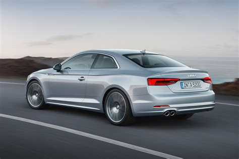 new audi a5 and s5 revealed more space tech and power