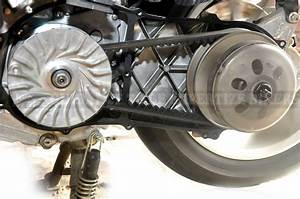 Aksesoris Motor Cover Cvt Yamaha Nmax