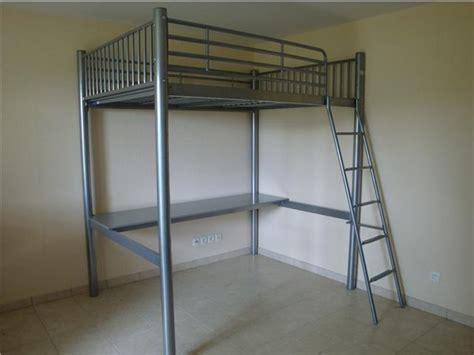 lit mezzanine 2 places bureau lit mezzanine deux places fonctionalite design de maison
