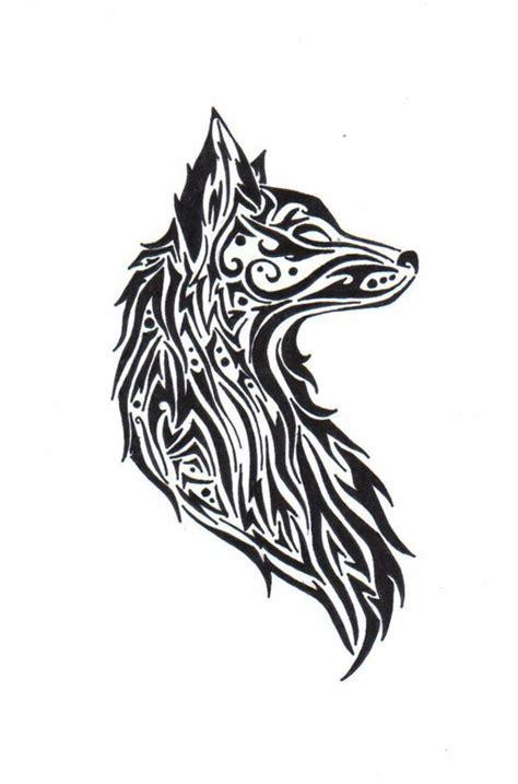 ideen fuer einen tollen wolf tattoo die ihnen sehr