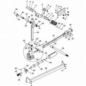 Rear Top Hinge Assemblies - 4500 Series Hd - Parts