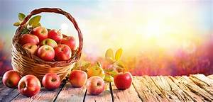 Red, Apples, In, Basket, On, Wooden, Table, At, Sunset, Stock, Photo, -, Download, Image, Now
