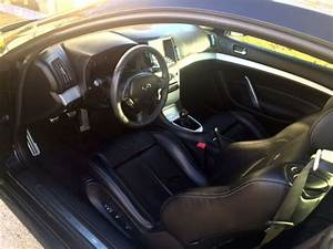 2008 Infiniti G37s  Black On Black  Low Miles