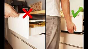 Ikea Maximera Schublade : ikea k che schublade ausbauen und einsetzen ikea maximera youtube ~ Watch28wear.com Haus und Dekorationen