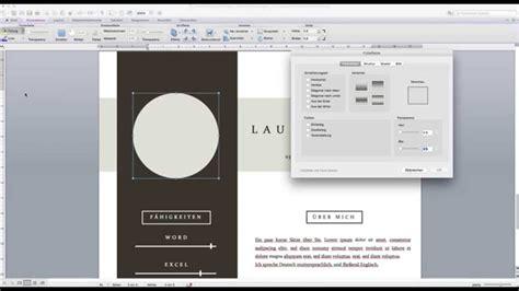 Builder In Microsoft Word by Microsoft Word Bild In Kreis Einf 252 Bild In Form
