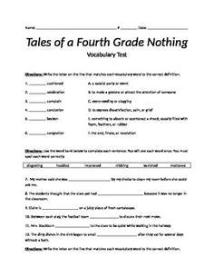 tales of a fourth grade nothing free graphic organizer for writing reading fourth grade