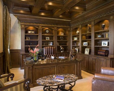traditional home office design pictures remodel decor