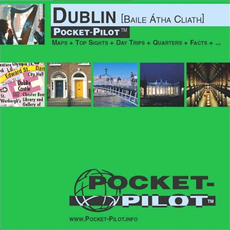 barnes and noble dublin dublin pocket pilot map by pocket pilot other format