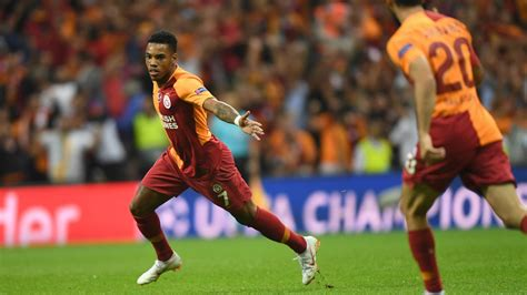 Galatasaray table stats rank the team in 1st position in the league table with 57 points, 3 points above besiktas. UCL: Galatasaray gewinnt klar und deutlich - GazeteFutbol