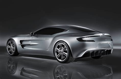 Ausmotivecom Geneva 2009 Aston Martin One 77
