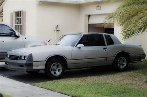 1986 Chevrolet Monte Carlo Overview Cargurus