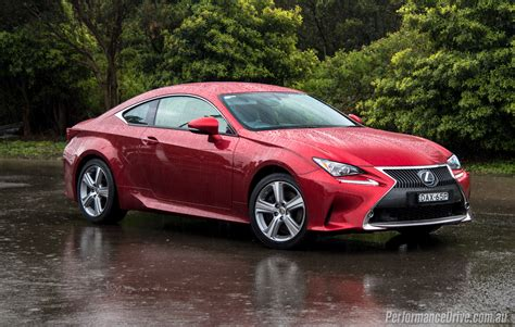 Lexus Rc 200 by 2016 Lexus Rc 200t Review Performancedrive