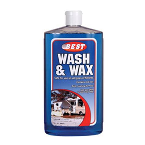 Best® Wash And Wax Concentrate  161230, Cleaning Supplies