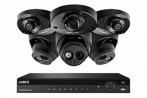 2k Ip Security Camera System With 8