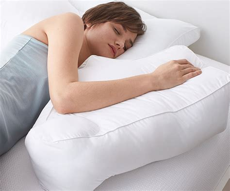 pillows for side sleepers posture pillows the company