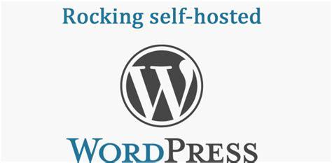 hosted wordpress blog