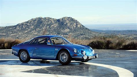1972 Renault Alpine A110 Wallpapers Hd Images Wsupercars