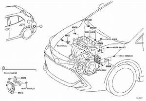 Toyota Corolla Hatchback Computer  Fuel Pump Control