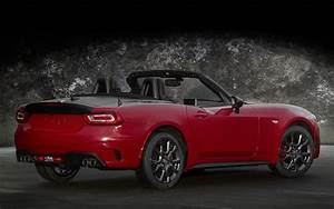 Fiat 124 Spider Abarth (2017) US Wallpapers and HD Images