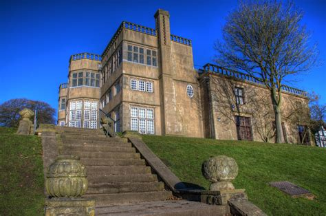 ASTLEY PARK CHORLEY LANCASHIRE | ASTLEY HALL This is a 400 ...