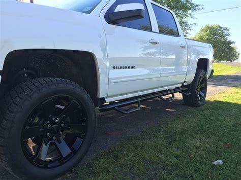 nfab  step nerf bars truck wheels tires