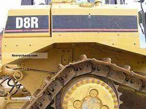 Cat D8r Series Ii With Ripper 2005 Dozer Construction