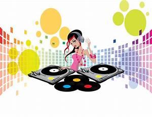 Girl DJ by BettyVonDooom on DeviantArt