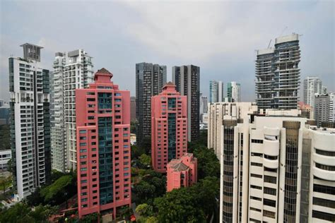 Singapore Condo Resale Prices Up 0.5% In February From