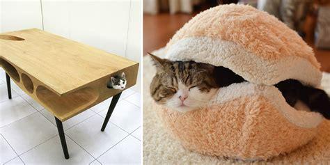 25 Incríveis Ideias De Design De Móveis Para Amantes De Gato