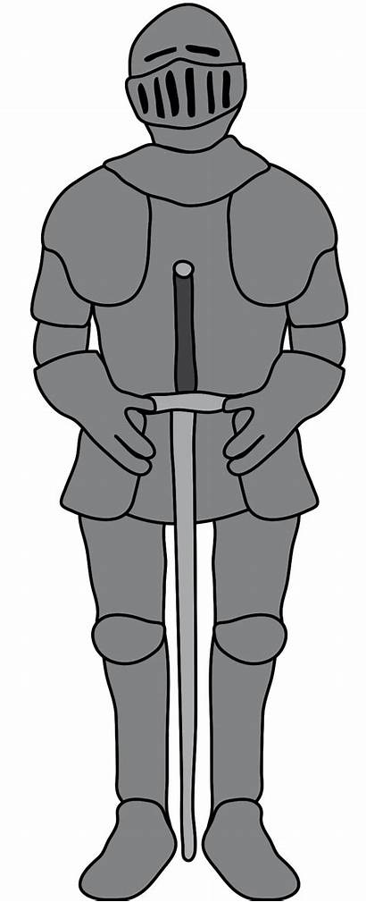 Knights Knight Template Castle Horse Armour Calverly