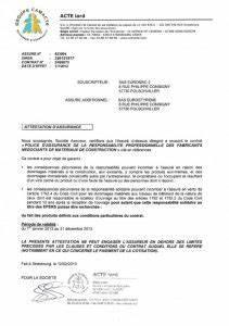 Garantie Accident De La Vie Groupama : comment obtenir une attestation dommages ouvrage r assurez moi ~ Medecine-chirurgie-esthetiques.com Avis de Voitures