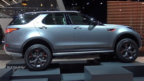 2019 Land Rover Discovery Svx by 2019 Land Rover Discovery Svx Walkaround La Auto Show
