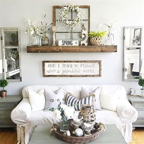 Rustic wall decor ideas to turn shabby into fabulous. 27 Best Rustic Wall Decor Ideas and Designs for 2020