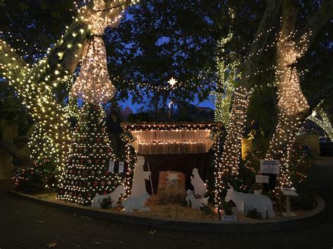 visit sedona umc s christmas display lord hear our