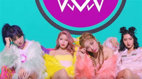 mamamoo  colourful comeback