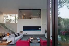 Modern Open Space Natural House Design Casa Recortada Em Patamares Aproveita Bela Vista De S O Paulo BOL