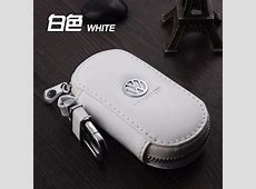 Genuine Leather Car Styling Key Rings Keychain For Vw 2010
