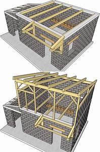 Plan De Construction : la ch vrerie construire un abri pour les ch vres ~ Premium-room.com Idées de Décoration