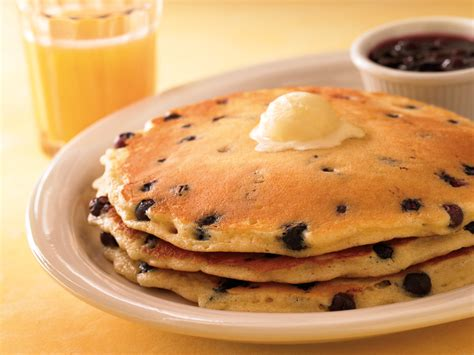 blueberry pancakes keeping it simple kisbyto pancakes with blueberries yum