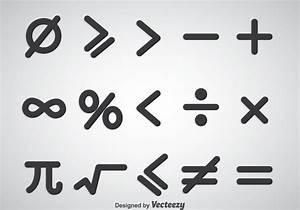 Math Symbols Vector Sets - Download Free Vector Art, Stock ...