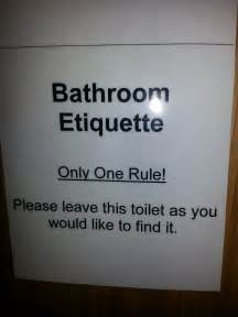 employee bathroom rules pictures to pin on pinterest
