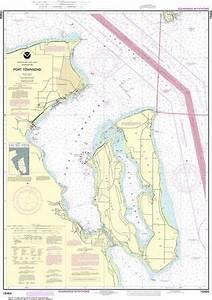 Noaa Nautical Chart 18464 Port Townsend