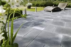 image modele terrasse exterieur With modele carrelage terrasse exterieur