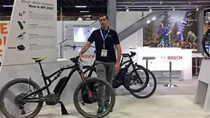 E Bike Batterie Bosch : 2017 bosch electric bike updates from interbike new ~ Jslefanu.com Haus und Dekorationen