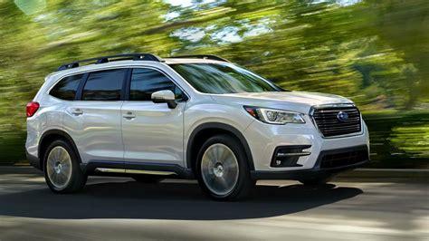 Gr Subaru by στην παραγωγή το νέο Subaru Ascent Subaru