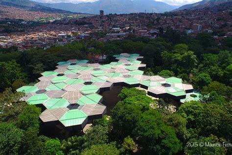 Jardín Botanico, Medellín, Colombia Dronestagram