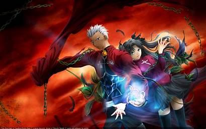 Fate Stay Night Works Rin Archer Tohsaka