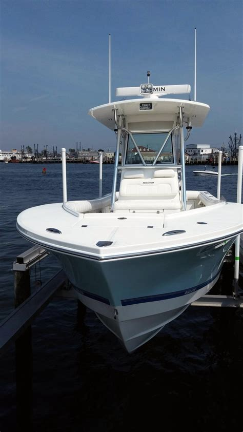 Used Regulator Boats For Sale by 2011 Used Regulator 26 Fs Freshwater Fishing Boat For Sale