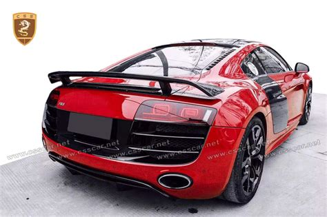 carbon fiber spoiler body kit  au   buy rear wing