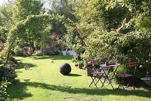 un jardin paysager chez soi quand couleurs et nature se With comment paysager son jardin